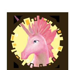 L'Unicorno di Cristallo