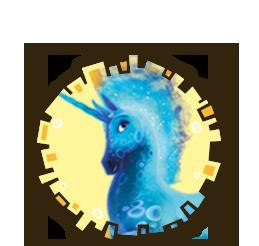 L'Unicorno della Luna