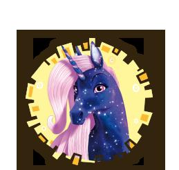 L'Unicorno delle Stelle